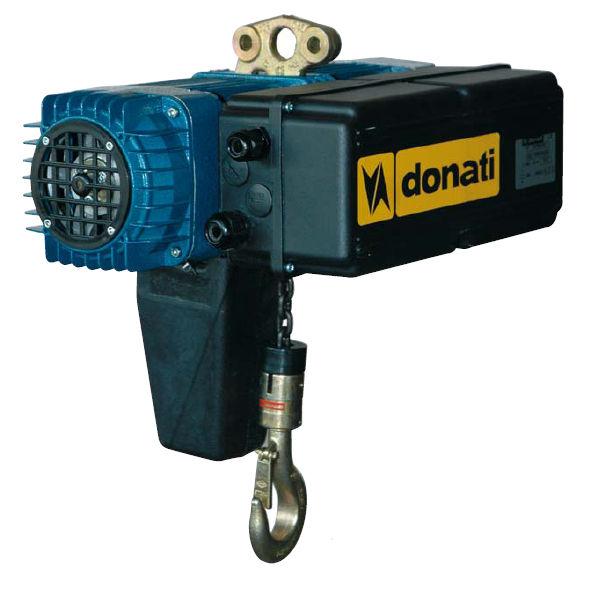 Paranco elettrico a catena for Paranco elettrico 1000 kg