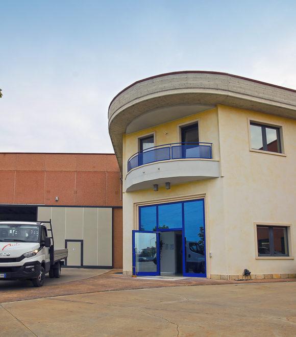 Nuova sede Alma Service 2019